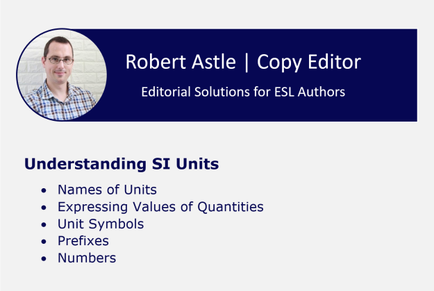 Understanding SI Units